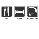 eat sleep paraglide
