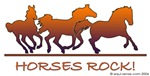 Horses Rock