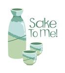 Sake To Me!