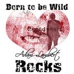Adam Lambert American Idol Born to be Wild