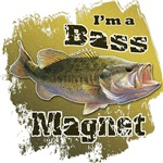 Bass Fishing Humor Sportsman Gifts and T-shirts