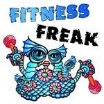 Alien Fitness Freak Humor GISGYM