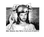 Jesus Party Design