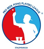 Pro Beer Pong Players Logo