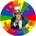 Uncle Sam: I Want You