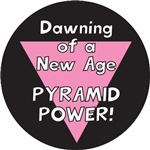 New Age Pyramid Power