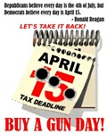 Buy A Gun Day - April 15