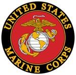 USMC emblem e6