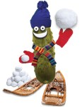 Snowball Fight Pickle