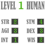 Leveling Humans!