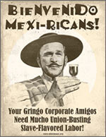 Bienvenido Mexi-Ricans!