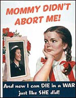 Mommy Didn't Abort Me!