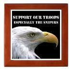 <b>Support Our Troops - Especially the Snipers</b>