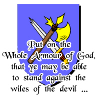 Put on the Whole Armour of God
