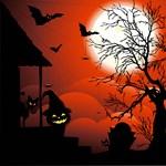 Halloween Bloody Moonlight Nightmare