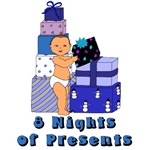 Hanukkah Presents Baby
