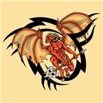 Devil Tattoo t-shirts & gifts