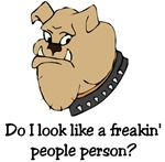 Dog humor t-shirts & gifts