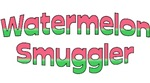Watermelon Smuggler t-shirts & gifts