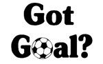 Got Goal? Soccer t-shirts & gifts