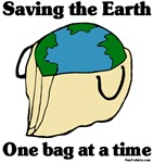 Saving the Earth one bag at a time