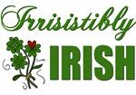 Irrisistibly Irish t-shirts & gifts
