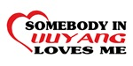 Somebody in Liuyang loves me