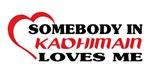 Somebody in Kadhimain loves me