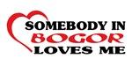 Somebody in Bogor loves me