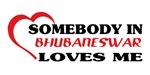 Somebody in Bhubaneswar loves me