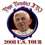 pope benedict 2008 u.s. tour