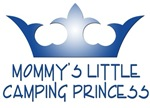 Mommy's Camping Princess