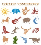 Old West Icons