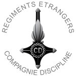 France - Foreign Legion - Compagnie Discipline