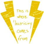 This is where 'lectricity comes from