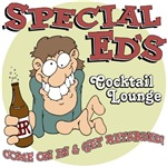 Special Ed's Cocktail Lounge (full color design)