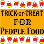 trick or treat for people food