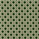 Geeky Green Diamonds