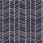 Black and White bamboo pattern