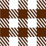 Brilliant Brown Blocks