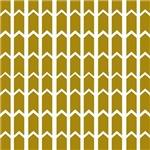Golden Mustard Fence Panel