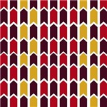 Checkered Colorful Rivets