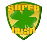 Irish T-shirts. Super Irish. Wear the Super Irish