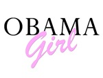 Obama Girl T-shirts. Get the Obama Girl T-shirts,