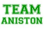 TEAM ANISTON T-shirts