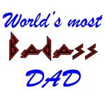 BadAss Dad Father's Day
