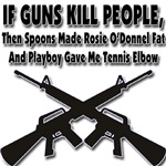 Gun Control - If Guns Kill People