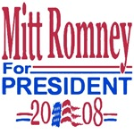 Mitt Romney For President 2008