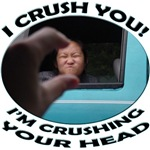 Kids In The Hall - I'm Crushing Your Head