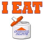 I Eat School Paste